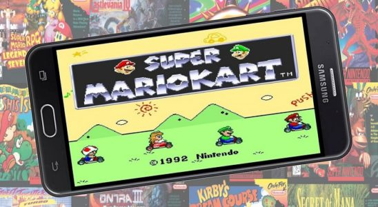 Super Nintendo (SNES) para Androido