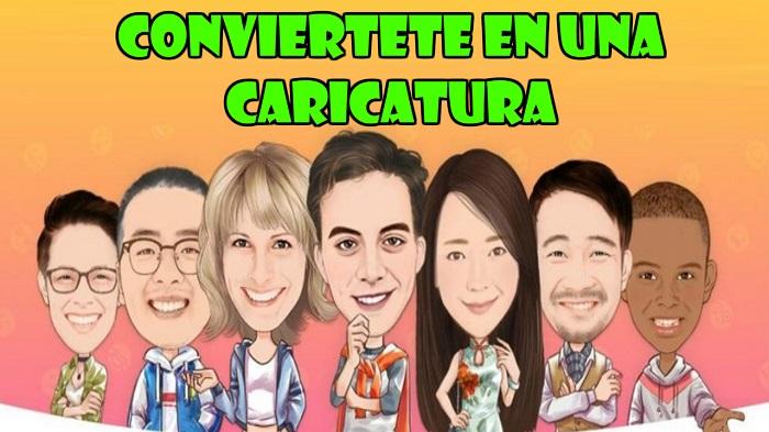 caricatura app