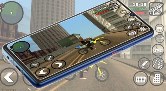gta san andres android