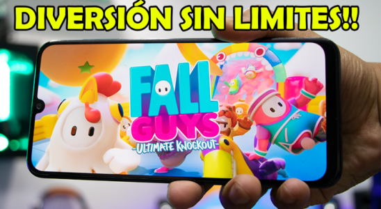 FALL GUYS MOBILE PARA ANDROID La mejor ALTERNATIVA