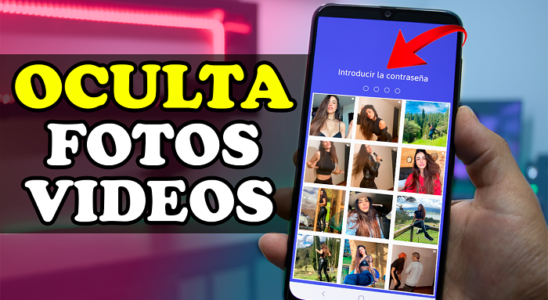 Como OCULTAR FOTOS y VIDEOS en ANDROID Modo Privado