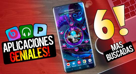 TOP 6!! Aplicaciones que AMARAS & TENDRAS por MUCHO TIEMPO
